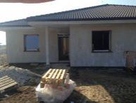 REALFINANC - 100% aktuálny! 4 izbový Rodinný Dom, Novostavba, zastavaná plocha 115 m2, pozemok 393m2, Dolné Lovčice !