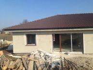 REALFINANC - 100% aktuálny! 4 izbový Rodinný Dom, Novostavba, zastavaná plocha 115 m2, pozemok 370 m2, Dolné Lovčice !