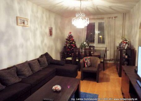 Pekný 3 - izbový byt na predaj, Poprad Nový Juh