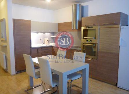 Starbrokers- Prenájom zariadeného 3i bytu v Bratislave na Bajkalskej ul., 16p., projekt III veže