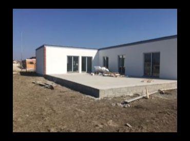 Moderný, nadštandardný, nízkoenergetický 4izbový rodinný dom vo Hviezdoslavove. Cena v štandarde!!!