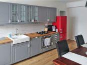 3 izbový byt 120m2 s krbom nádherne štýlovo zariadený