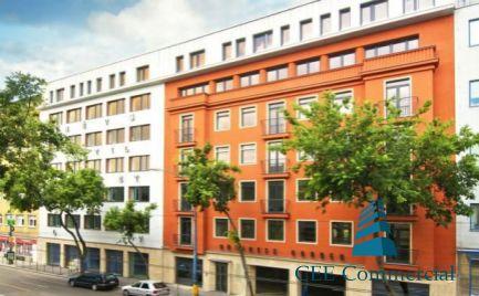 Office premises to rent, Štefanikova street
