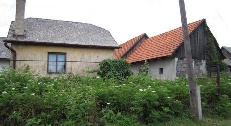 Predaj rodinného domu v Plášťovciach