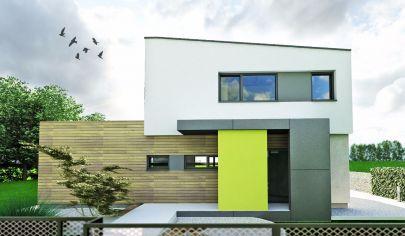 NÍZKOENERGETICKÝ 5 izb. rodinný dom, 84 m2 zastavaná plocha Prievidza