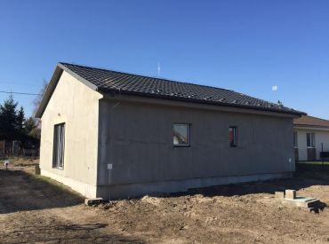 Nízkoenergetický dom s vlastnou rekuperáciou vzduchu vo Hviezdoslavove.