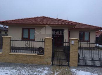 Reality Štefanec /ID-10484/,Lehnice, okr. DS, časť Sása, predaj nového 4 iz. RD na pozemku 600 m2. Cena 146.000,-€.