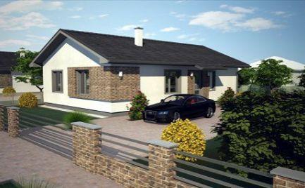 Moderné bývanie na vidieku: 4-izbové rodinné domy/bungalovy v obci Holice, časť Póšfa