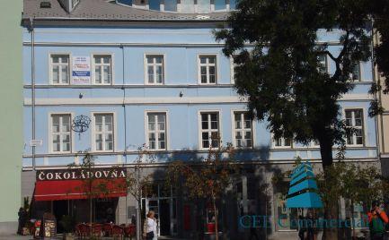 Office premises to rent, Hurbanovo square