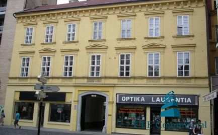 Office premises to rent, Laurinska street