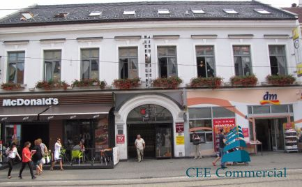 Office premises to rent, Obchodna street