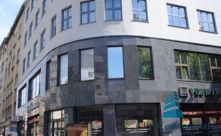 Prenájom kancelárskych priestorov, Poštová ulica