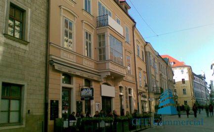 Prenájom kancelárskych priestorov, Ventúrska ulica