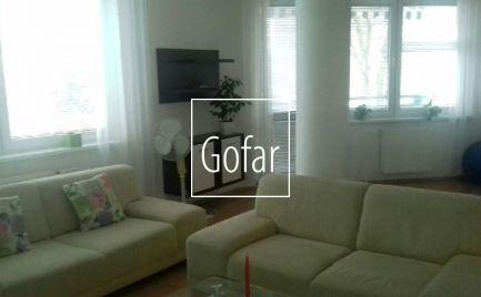 Priestranný 3 izbový byt s loggiou, Bratislava - Vrakuňa, Bebravská ul., 65m2