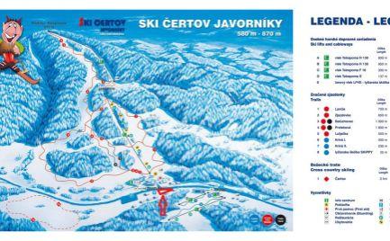 Exluzívny pozemok priamo pod lyžiarskym strediskom Ski Čertov