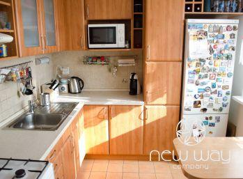 PREDANÝ - 3 izbový byt na predaj vo Vrakuni