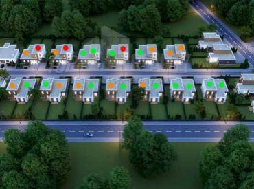 Novostavba v obci Miloslavov!Moderný 4-izbový mezonet 109,5m2 s pozemkom 259m2 za 129900,-!!!