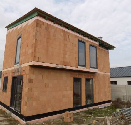 AKCIOVÁ CENA! - EXKLUZÍVNE na predaj novostavba 5-izb. nízkoenergetického rodinného domu