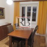 1-izbový byt na prenájom, Miletičova, Bratislava II