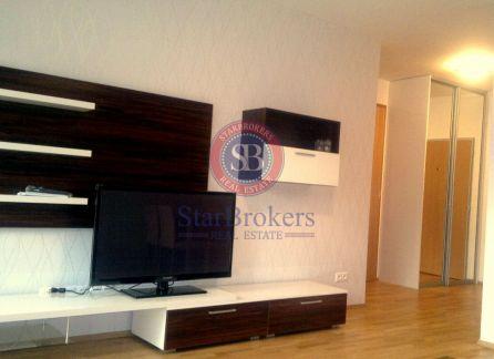 Starbrokers- Prenájom zariadeného 2i bytu s balkonom a parkovaním, Tupého ulica,BAIII-Vinohradis