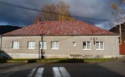 Na predaj excelentný dom na bývanie a podnikanie Kalameny
