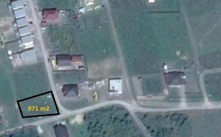 Stavebný pozemok Fintice o výmere 971 m2