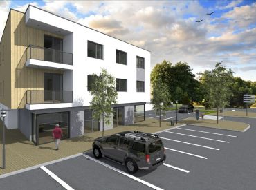 JJ Reality - 3 - izbový byt v novostavbe OÁZA  so ZĽAVOU 4.000,- € /Jaslovské Bohunice/