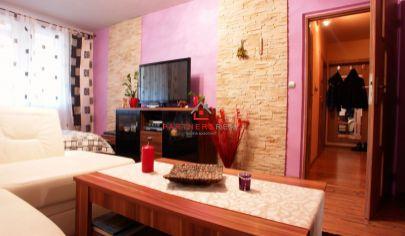 Exkluzívne, 1 izbový byt, 2x loggia, predaj, Košice-Nad Jazerom, Levočská