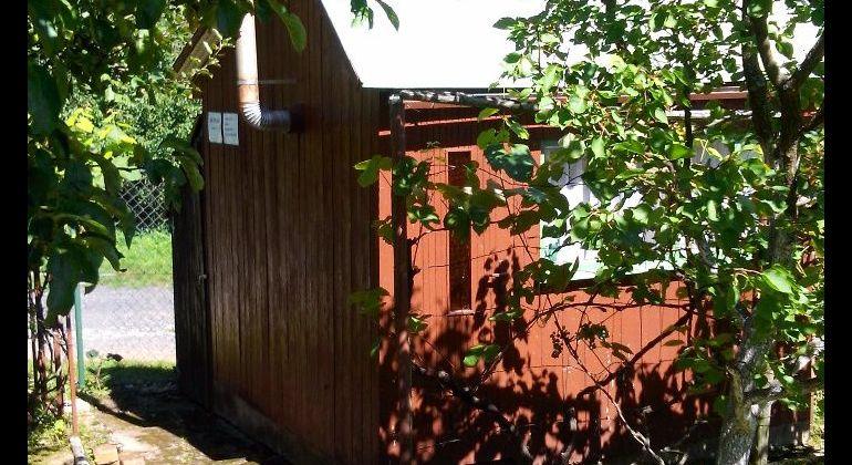 Nová Dubnica – záhrada s chatkou na predaj