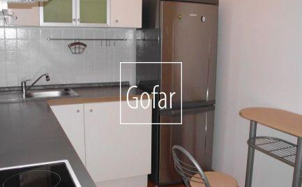 1 izbový zariadený byt s balkónom, Bratislava-Ružinov, Trnávka, 31 m2