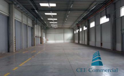 Skladový priestor na prenájom, 750 m2