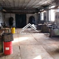 Výrobné, Klokoč, 1214 m², Pôvodný stav