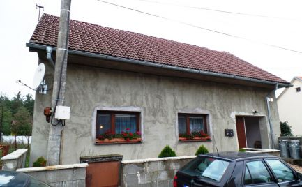 Rodinný dom s vonkajším posedením v Borskom Mikuláši na predaj