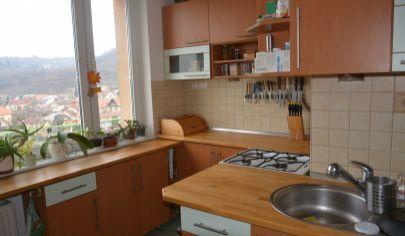 Pekný 4-izbový byt s loggiou, predaj, Baltická ulica
