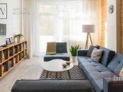 Prenájom 2 - izb. bytu v novostavbe Ružinov, 70 m2, parkovacie miesto