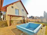 Predaj, 4i RD pri termálnom kúpalisku + apartmánový dom v záhrade