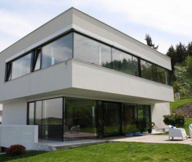 Exkluzívne iba u nás! Luxusná novostavba 260m2 + 780m2 pozemok v Pov. Bystrici
