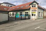 Prevádzkový objekt v centre Dunajskej Stredy