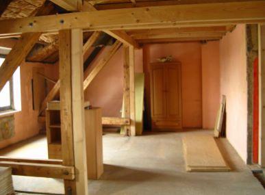 MAXFIN REAL na predaj  Mezonet-veľký podkrovný byt 90 m2 v centre mesta Nitra