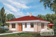 4-izbová novostavba rodinného domu