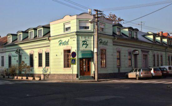 ARTHUR -  predaj hotela v plnej prevádzke-  v centre Lučenca