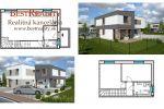 3 izbový dom na predaj NOVOSTAVBA  Ivanka pri Dunaji www.bestreality.sk