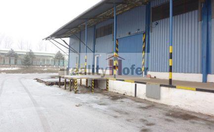 Prenájom - Skladové / výrobné priestory na Strojníckej ul, Prešov