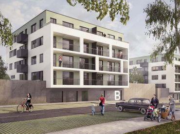 JJ Reality - 1 - izbový byt v novostavbe GEMINI /Senec/