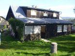 Detvianska Huta – dom/chalupa s vínnou pivnicou, pozemok 969 m2 – predaj