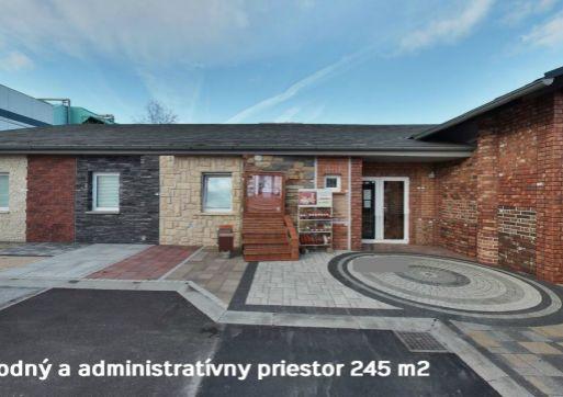 RK 3000 prenajme sklady a kancelárie v areáli na Magnetovej ul., BA III Nové mesto.