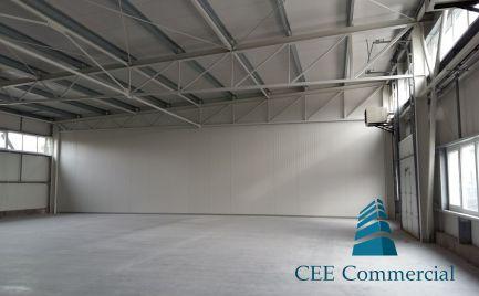 Nový skladový priestor na prenájom, Stará Vajnorská ul. 256 m2