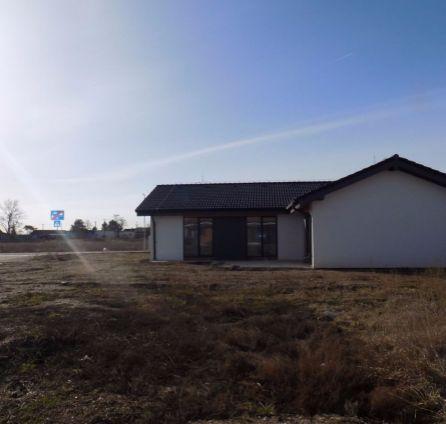 REZERVOVANÉ - NOVOSTAVBA 4-izb. bungalovu s garážou - dokončenie do štandardu podľa vlastných predstáv