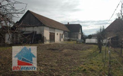 KRUŠOVCE - 4 - izbový dom na predaj / pozemok 970 m2 / dvoj garáž / podnikanie