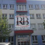 Kancelársky priestor na prenájom, Nová Rožňavská, Bratislava III, 18m2